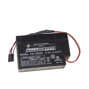 Battery Assembly, SLA, 12V