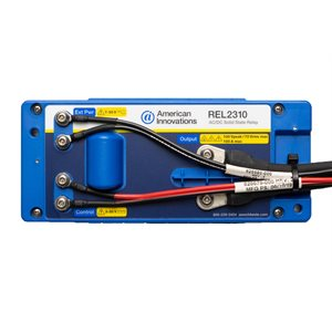 100A AC / DC Solid-State Relay, External Power