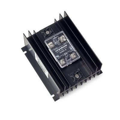 80A AC Solid-State Relay, Normally Closed