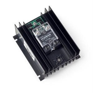 100A 100V DC Solid-State Relay, Normally Closed