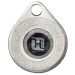 RFID Tear Drop Tag - Steel